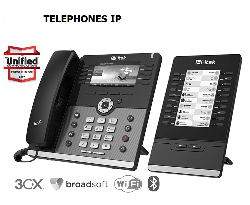 TELEPHONES IP