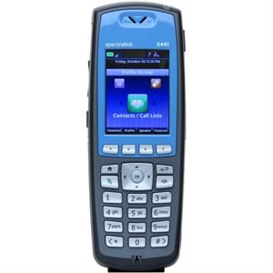 Spectralink 8440 Handset blue without Lync